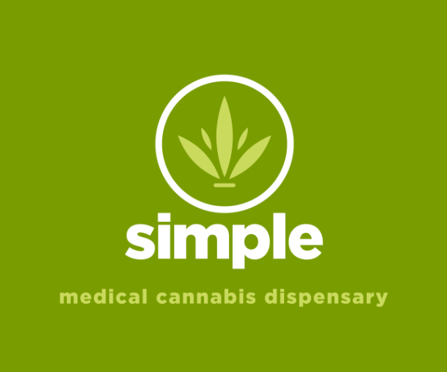 Simple Cannabis Dispensary Color  Pallet