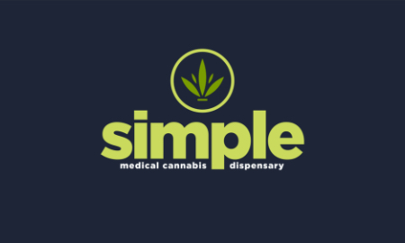 Simple Cannabis Background